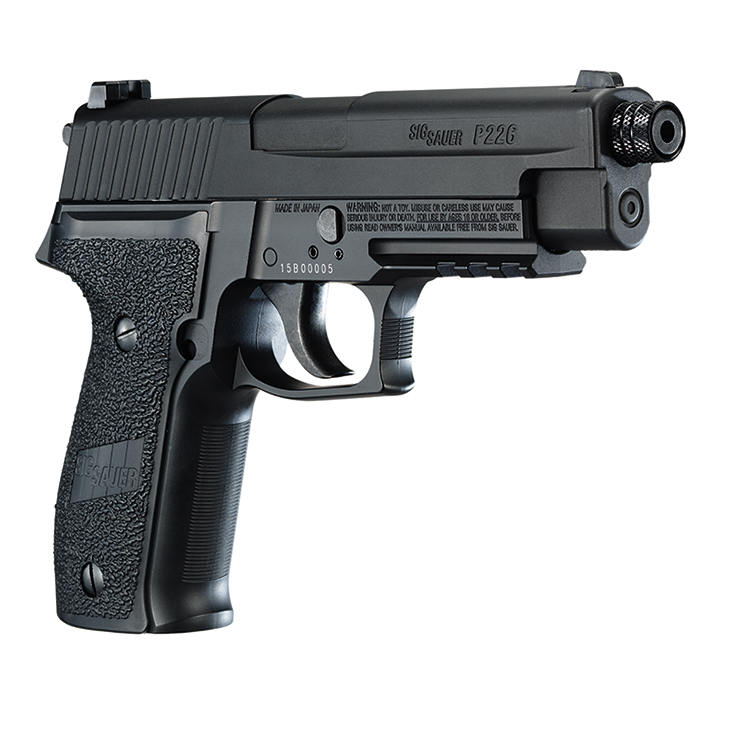 sig saure P226 .177 Air Pistol