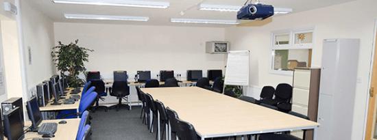 argus europe training room